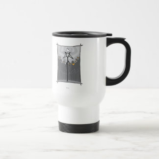 Jack Skellington | Cemetery Fence Travel Mug
