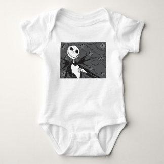 Jack Skellington Disney Mameluco De Bebé