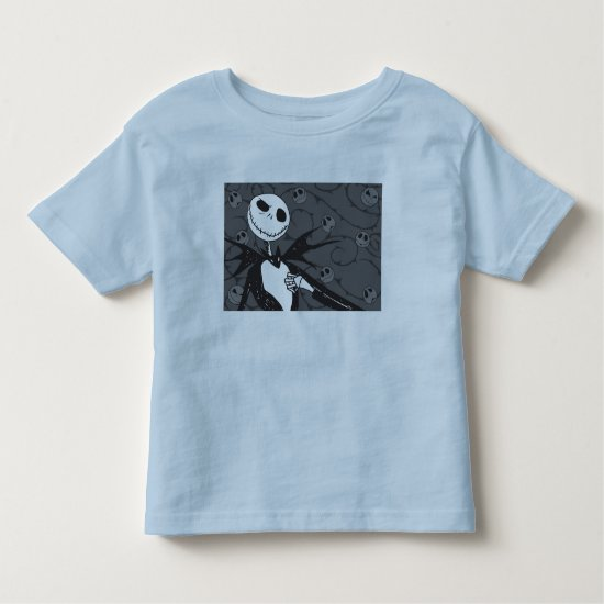 Jack Skellington Disney Toddler T-shirt