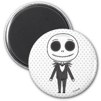 Jack Skellington Emoji Magnet