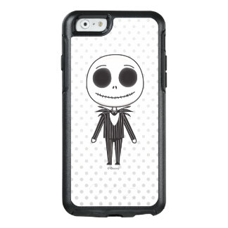 Jack Skellington Emoji OtterBox iPhone 6/6s Case