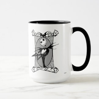 Jack Skellington | Framed Arms Crossed Mug