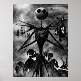 Jack Skellington | Ghostlike Charm Poster