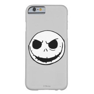Jack Skellington - Head Barely There iPhone 6 Case