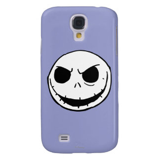 Jack Skellington - Head Galaxy S4 Case