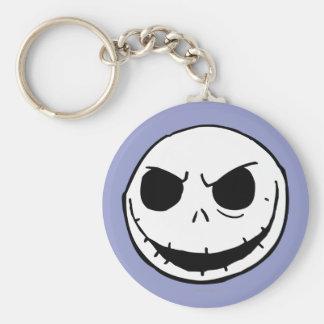 Jack Skellington - Head Keychain