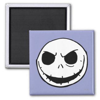 Jack Skellington - Head Magnet