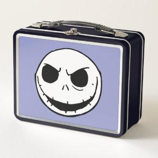 Jack Skellington - Head Metal Lunch Box