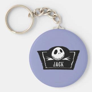 Jack Skellington | Headstone Keychain