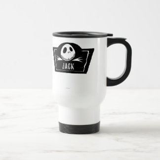 Jack Skellington | Headstone Travel Mug