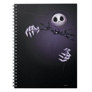 Jack Skellington   Jack Border Notebook