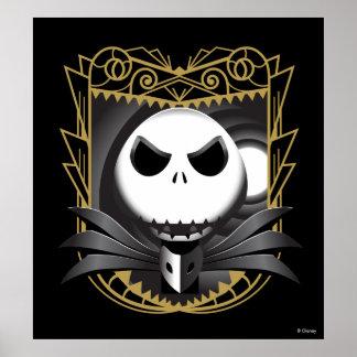 Jack Skellington | King Jack Poster