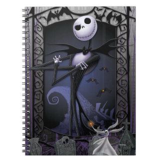 Jack Skellington | King of Halloweentown Notebook