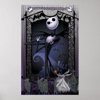 Jack Skellington | King of Halloweentown Poster
