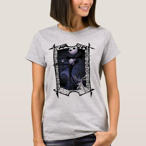 Jack Skellington  King of Halloweentown T_Shirt