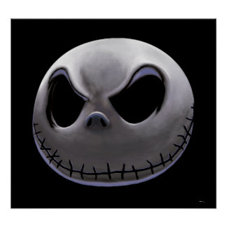 Jack Skellington | Master of Fright Poster