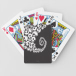 Jack Skellington Pattern 1 Bicycle Playing Cards
