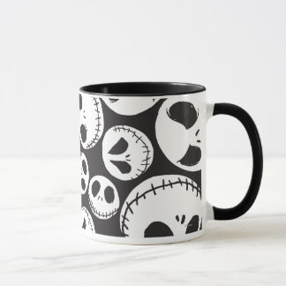 Jack Skellington Pattern 1 Mug