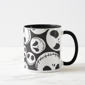 Jack Skellington Pattern 1 Mug