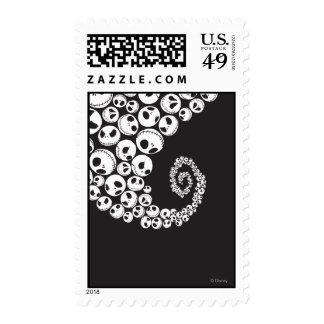 Jack Skellington Pattern 1 Stamp