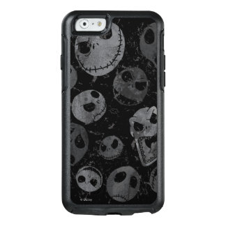 Jack Skellington Pattern 2 OtterBox iPhone 6/6s Case