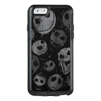 Jack Skellington Pattern 2 OtterBox iPhone 6/6s Case