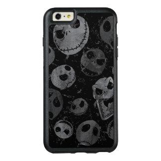 Jack Skellington Pattern 2 OtterBox iPhone 6/6s Plus Case