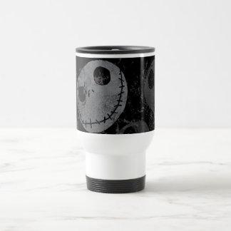 Jack Skellington Pattern 2 Travel Mug