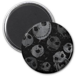 Jack Skellington Pattern Magnet