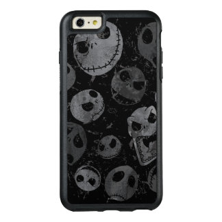 Jack Skellington Pattern OtterBox iPhone 6/6s Plus Case
