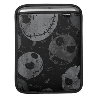 Jack Skellington Pattern Sleeve For iPads