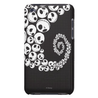 Jack Skellington Pern 1 iPod Touch Case-Mate Protectores