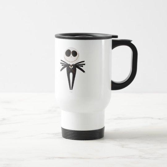 Jack Skellington Pook-a-Looz Travel Mug