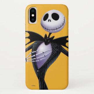 Jack Skellington | Posing iPhone X Case