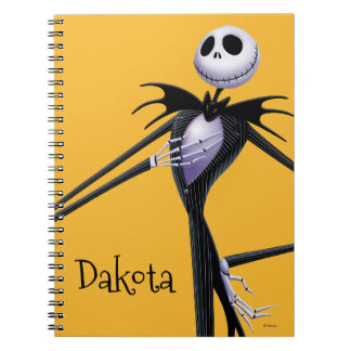 Jack Skellington   Posing Notebook