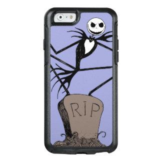 Jack Skellington RIP OtterBox iPhone 6/6s Case