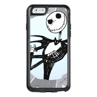 Jack Skellington Saw Blade OtterBox iPhone 6/6s Case
