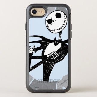 Jack Skellington Saw Blade OtterBox Symmetry iPhone 7 Case