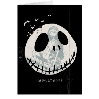 Jack Skellington | Seriously Spooky Card