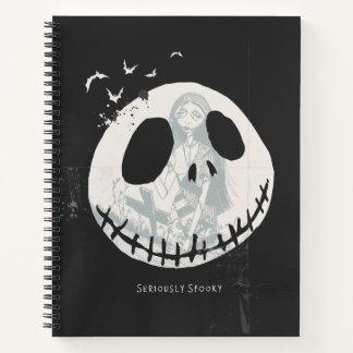 Jack Skellington   Seriously Spooky Notebook