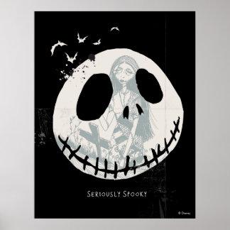 Jack Skellington | Seriously Spooky Poster