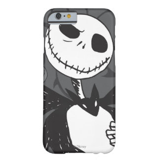 Jack Skellington | Skellington Background Barely There iPhone 6 Case