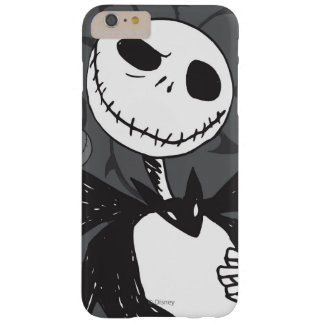 Jack Skellington | Skellington Background Barely There iPhone 6 Plus Case