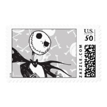 Jack Skellington | Skellington Background Postage