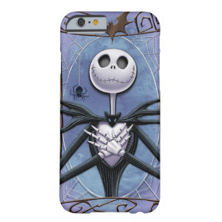 Jack Skellington | Spider Web Frame Barely There iPhone 6 Case