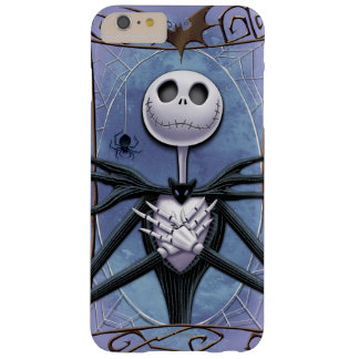 Jack Skellington | Spider Web Frame Barely There iPhone 6 Plus Case