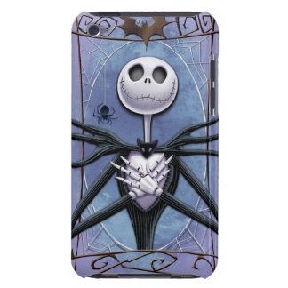 Jack Skellington | Spider Web Frame Case-Mate iPod Touch Case