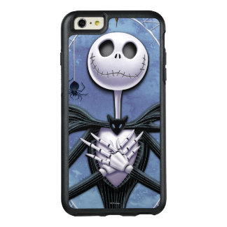 Jack Skellington | Spider Web Frame OtterBox iPhone 6/6s Plus Case