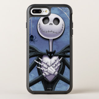 Jack Skellington | Spider Web Frame OtterBox Symmetry iPhone 8 Plus/7 Plus Case