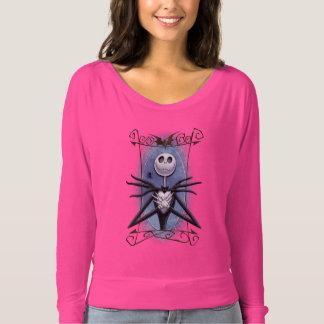 Jack Skellington | Spider Web Frame T-shirt